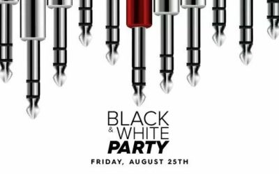Best Party In Antigua This Friday! – Black & White Party @ Las Vibras